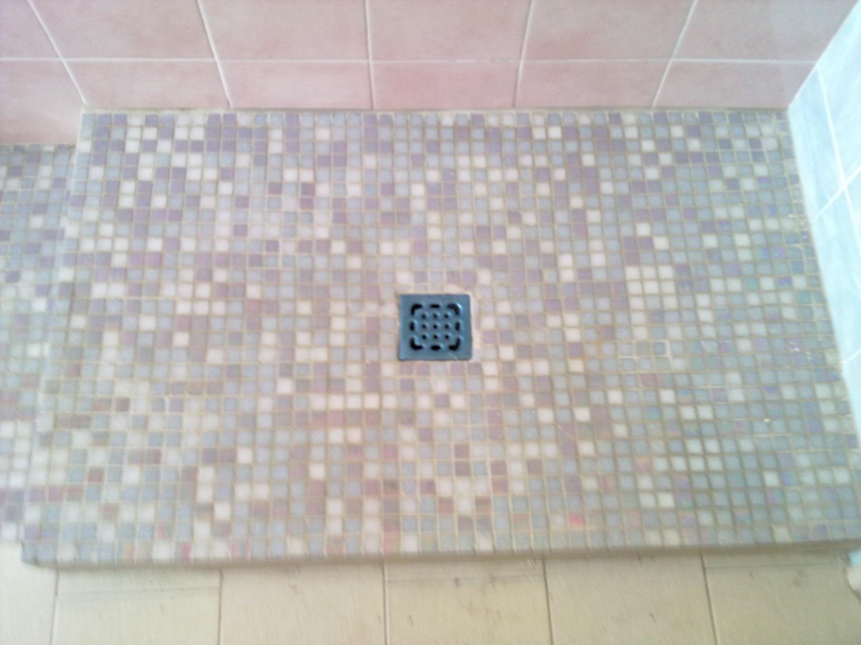 Bagno Con Mosaico Rosa : Docce con mosaico. simple mosaico bisazza finitura doccia with