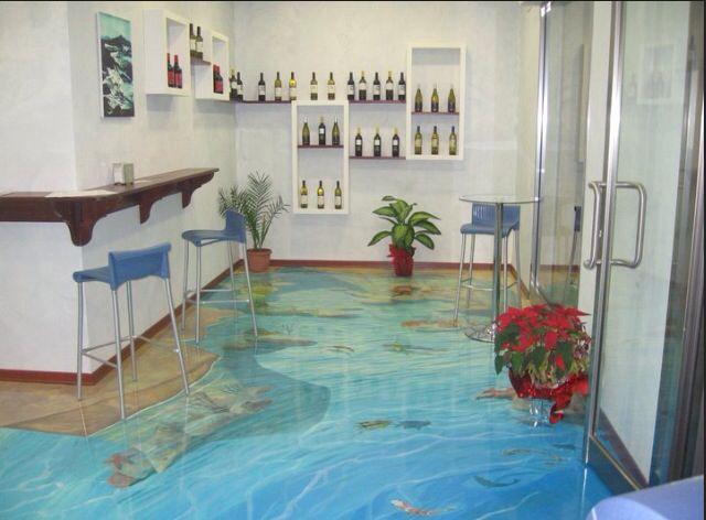 Pavimento In Resina Epossidica Prezzo : Costo al mq di pavimenti in resina: gallery of eternal parquet